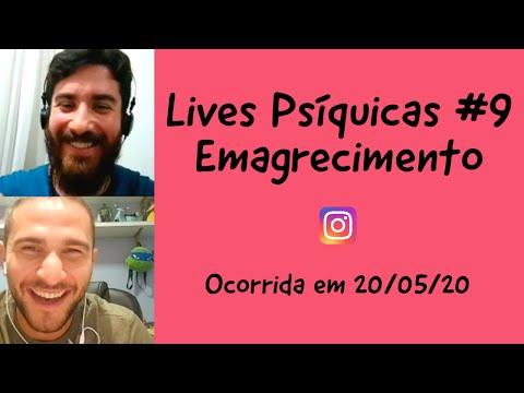 Lives Psíquicas #9 Emagrecimento (ocorrida em 20/05/20)