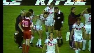СССР-Польша.Чемпионат мира по футболу 1982г.