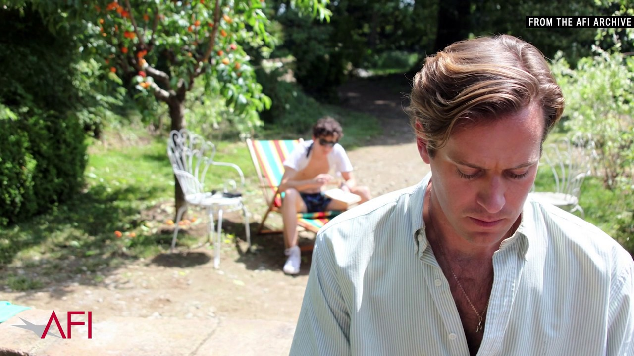 Trailer för Call Me by Your Name