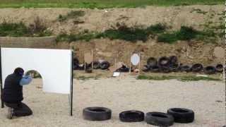 preview picture of video 'Percorso di tiro dinamico - Campo A.S.D. Tiro Operativo Raffadali'