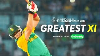 Jacques Kallis Chooses His GoDaddy Greatest XI | ICC Cricket World Cup 2019