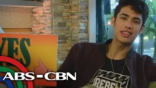 UKG Online Exclusive: Donny Pangilinan in Yes or No Challenge