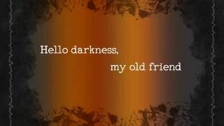 The Sound Of Silence - Disturbed (lyrics)