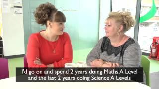 Amy King - 2014 Adult Learners' Week Award Winner