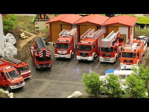 RC Feuerwehreinsatz Intermodellbau Dortmund [BF Osnabrück]