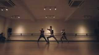 Up To You - Chris Brown | Choreography by Christopher