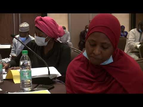 Symposium DPS : Allocution d'ouverture du Niger