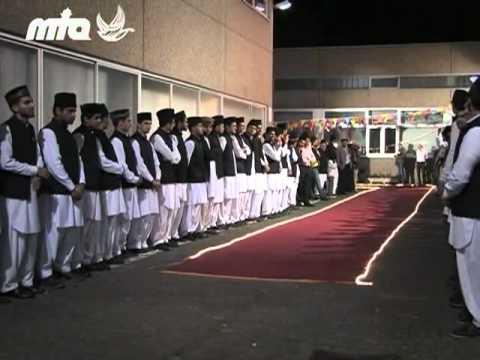 Bericht über das 100-Moscheen-Projekt in Deutschland