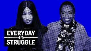Everyday Struggle - Nicki Minaj 'Queen' Promo Run Spirals Into Messy Fight Over Lyrics