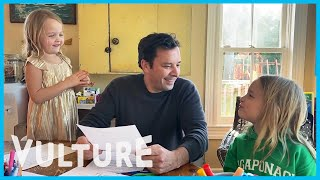 Jimmy Fallon's Daughters Are the Real 'Tonight Show' Stars