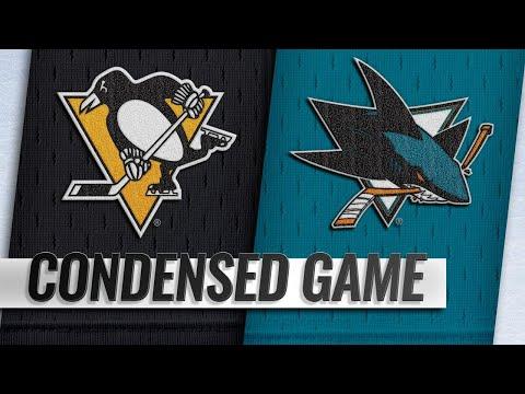 01/15/19 Condensed Game: Penguins @ Sharks