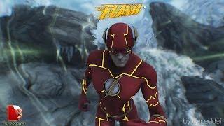 The Flash 2015 Skyrim Mod Update