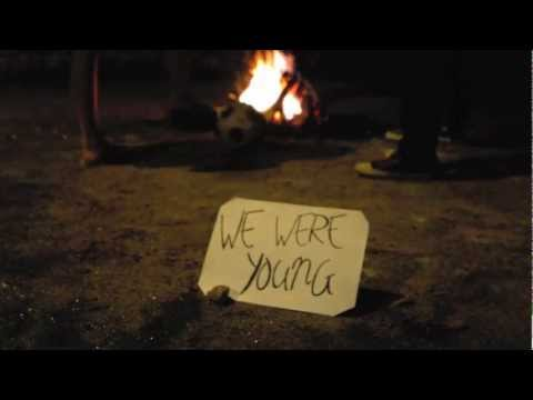 We Were Young (Feat. Cameron Byrd) - The Atlantic Light (Lyric Video)