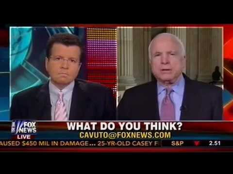 McCain Apologizes Calling Rand Paul Wacko Bird