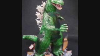 Pigfyre's Godzilla