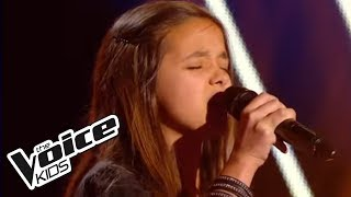 On Ira   Zaz  | Eyma | The Voice Kids 2015 |Blind Audition