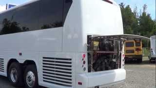 Northwest Bus Sales - 2002 MCI J4500 56 Passenger Motor Coach For Sale - C61836