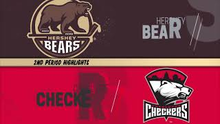 Checkers vs. Bears | Feb. 25, 2020