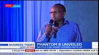 Tecno Phantom 8 launched into the Kenyan market