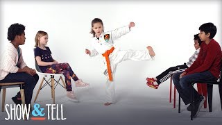 Kids Share Their Hidden Talent | Show and Tell | HiHo Kids