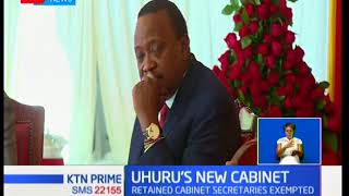 President Uhuru will exempt all his nominees for the new chief administrative post from vetting