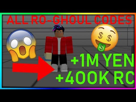 Roblox Ro Ghoul Alpha New Code