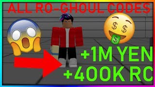 All codes for ro ghoul 2019 | All Ro Ghoul Codes *25 CODES!!*  2019
