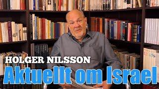 Aktuellt om Israel - Holger Nilsson, Flammor.com | 2019-04-13