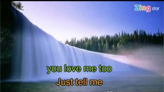 Hát Karaoke Pretty boy   M2M