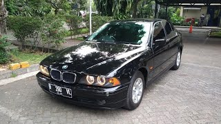 In Depth Tour BMW 520i E39 LCi (2001) - Indonesia