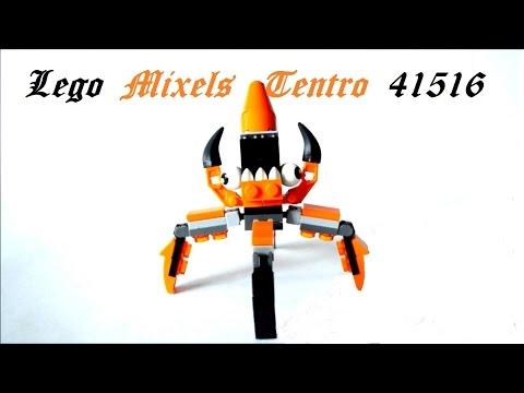 Vidéo LEGO Mixels 41516 : Tentro