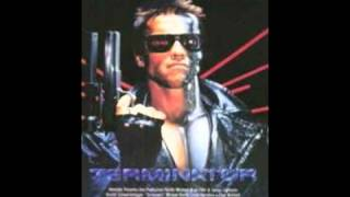 The Terminator Soundtrack - Burning In The Third Degree