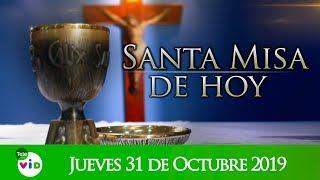 Santa misa de hoy ⛪ Jueves 31 de Octubre de 2019, Padre Mariusz Maka - Tele VID