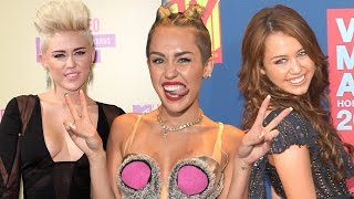 5 OMG Miley Cyrus MTV VMA Moments