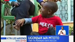 Mama apambana na hali ya mwanawe ambaye hajaongea kwa muda wa miaka sita