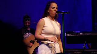 JoJo - Rock The Boat (Aaliyah & Leah Labelle dedication) - LIVE @ Anaheim House of Blues - 5/29/18
