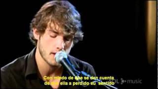 Beautiful Disaster (Traducido al español) Jon McLaughlin