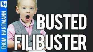 Filibuster Could End Life On Earth?!?