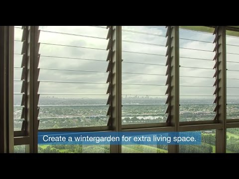 How Strong is a Louvre Window - See the Breezway Stronghold Louvre Window Load Test