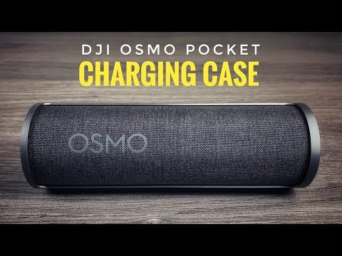 Dji Osmo Pocket Charging Case (Tasche)