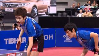 Table Tennis – Doubles Spectacular [HD]
