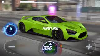 Csr Racing  Zenvo Ts Gt Maxed Tune Pattern  X