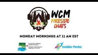 WCM Fireside Chats: All Things Glamping