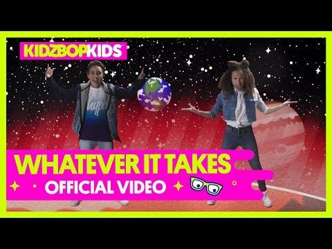 KIDZ BOP Kids – Whatever It Takes (Official Music Video) [KIDZ BOP 38]