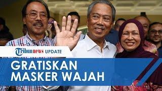 Pemerintah Malaysia Akan Bagikan Masker Gratis kepada Masyarakatnya