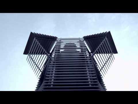 Ovo je kineski toranj koji usisava smog, čisti vazduh i proizvodi dijamante (VIDEO)