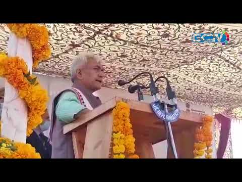 Will not levy any property tax in Jammu and Kashmir, clarifies LG Manoj Sinha