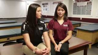 Sisters, Best Friends, Athletic Trainers