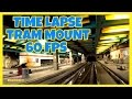 Studio Tour in 2 Minutes Tram Mount Time Lapse 60FPS (HD) Universal Stud...