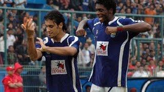 Persib Bandung Vs Kuala Lumpur FA 5-0 Friendly Match Th 2007